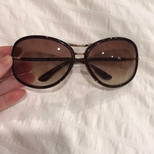 """Tom Ford """"Elle"""" Sunglasses"""